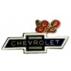 CHEVROLET 1982 YEAR LOGO PIN