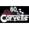 CHEVROLET CORVETTE 1960 YEAR LOGO PIN
