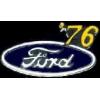 FORD 1976 YEAR LOGO PIN