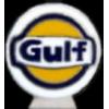 GULF GASOLINE PIN GULF OIL LOGO PIN