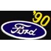 FORD 1990 YEAR LOGO PIN