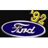 FORD 1992 YEAR LOGO PIN