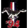FORD MUSTANG 1994 YEAR LOGO PIN