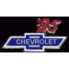 CHEVROLET 1995 YEAR LOGO PIN