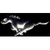 FORD MUSTANG HORSE PIN