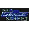 CHEVROLET PRO STREET LOGO PIN