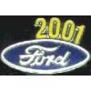 FORD 2001 YEAR LOGO PIN
