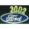 FORD 2002 YEAR LOGO PIN