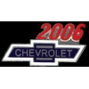 CHEVROLET 2006 YEAR LOGO PIN