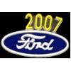 FORD 2007 YEAR LOGO PIN