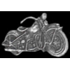 HARLEY DAVIDSON OLD SCHOOL MOTORCYCLE CAST STYLE PIN