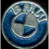 BMW PIN CAST CAST LOGO BLUE PIN