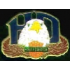 HARLEY DAVIDSON MOTORCYCLE HD EAGLE PIN