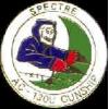 SPECTRE GUNSHIP AC 130U LOGO DX PIN