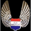 AIR AMERICA PIN WINGS UP US AIRLINE PIN DX
