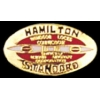HAMILTON STANDARD LOGO PROPELLER COMPANY PIN