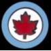 CANADA RONDEL LOGO PIN