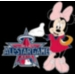 DISNEY MINNIE MOUSE ANAHEIM ANGELS 2010 ALL STAR GAME PIN