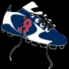 BOSTON RED SOX CLEATS PIN