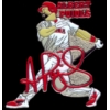 ANAHEIM ANGELS PIN ALBERT PUJOLS SIGNATURE PIN