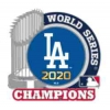 Los Angeles Dodgers 2020 World Series Champion Trophy Collector Pin
