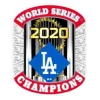 Los Angeles Dodgers 2020 World Series Champion Ring Collector Pin