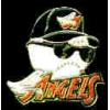 ANAHEIM ANGELS SHADES OLD LOGO