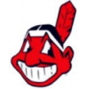 CLEVELAND INDIANS PIN CHIEF WAHOO INDIANS SECONDARY TEAM LOGO PIN