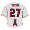 ANAHEIM ANGELS MIKE TROUT AWAY JERSEY PIN