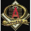 ANAHEIM ANGELS GRID PIN