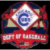 CHICAGO CUBS DEPT OF BASEBALL