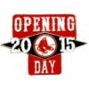 BOSTON RED SOX PIN OPENING DAY 2015 FENWAY PARK PIN