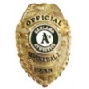 OAKLAND ATHLETICS FAN BADGE PIN