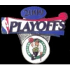 BOSTON CELTICS 2009 PLAYOFF PIN