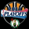 BOSTON CELTICS 2011 NBA PLAYOFF PIN