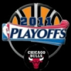CHICAGO BULLS 2011 NBA PLAYOFF PIN