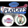BOSTON CELTICS CLEVELAND CAVS 2008 PLAYOFF PIN