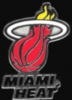 MIAMI HEAT PIN PRIMARY LOGO HEAT PIN