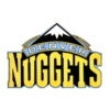 DENVER NUGGETS PIN PRIMARY LOGO PIN HAT LAPEL PIN