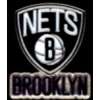BROOKLYN NETS PIN LOGO PIN