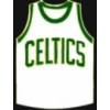 BOSTON CELTICS PIN TEAM JERSEY CELTICS PIN