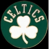 BOSTON CELTICS SHAMROCK TEAM LOGO