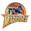 GOLDEN STATE WARRIORS PIN WARRIOR STYLE TEAM LOGO PIN