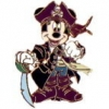 DISNEY PIN MICKEY MOUSE PIRATE PIN