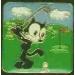 Felix The Cat Pin Golfer Felix Collector Carton Comic Pins