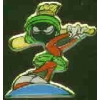 MARVIN THE MARTIAN PIN BASEBALL PLAYER MARVIN THE MARTIAN PIN