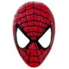 SPIDERMAN HEAD PIN BROACH STYLE MARVEL PIN LOGO COLORED SPIDERMAN PIN 3D PIN CHARM