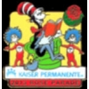 CAT IN THE HAT PIN 2013 KAISER PERMANENTE ROSE PARADE PIN