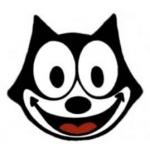 Felix the Cat Pins Face of Felix Cartoon Collector Special Edition Pin