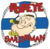POPEYE PIN THE SAILORMAN POPEYE PIN